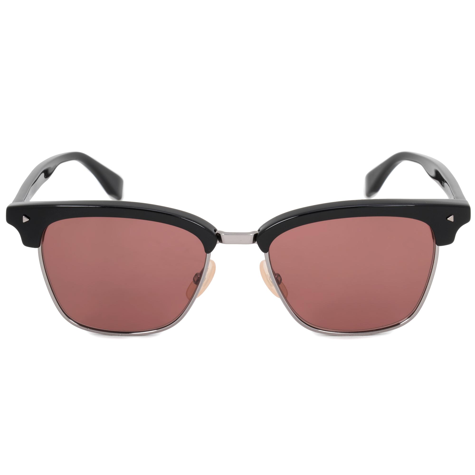 7b1c412a5f Fendi Browline FFM0003S 807 4S 52 Rectangle Sunglasses 762753022479 ...
