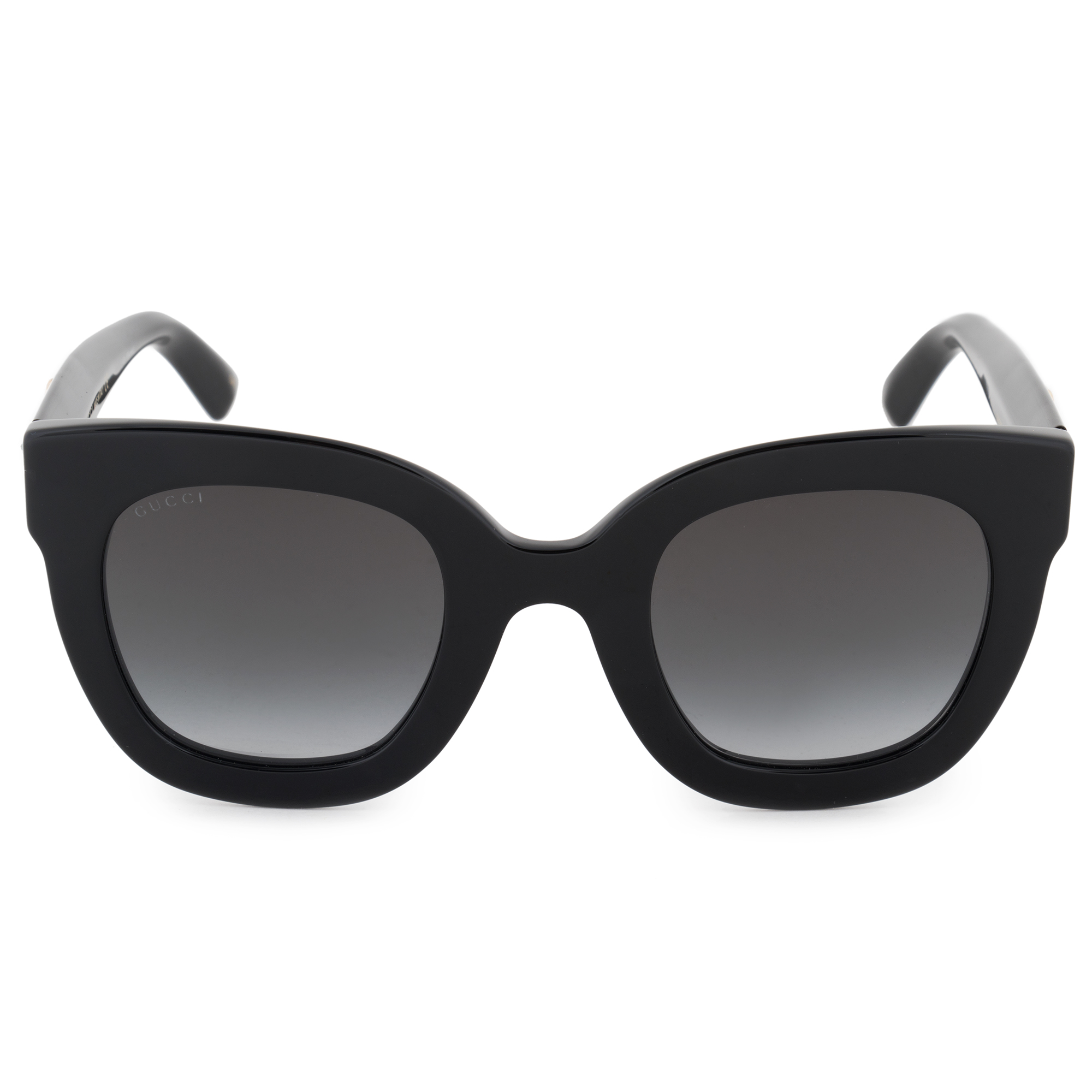 666a54bbe16a3 Gucci Cat Eye Sunglasses GG0208S 001 49 889652091266