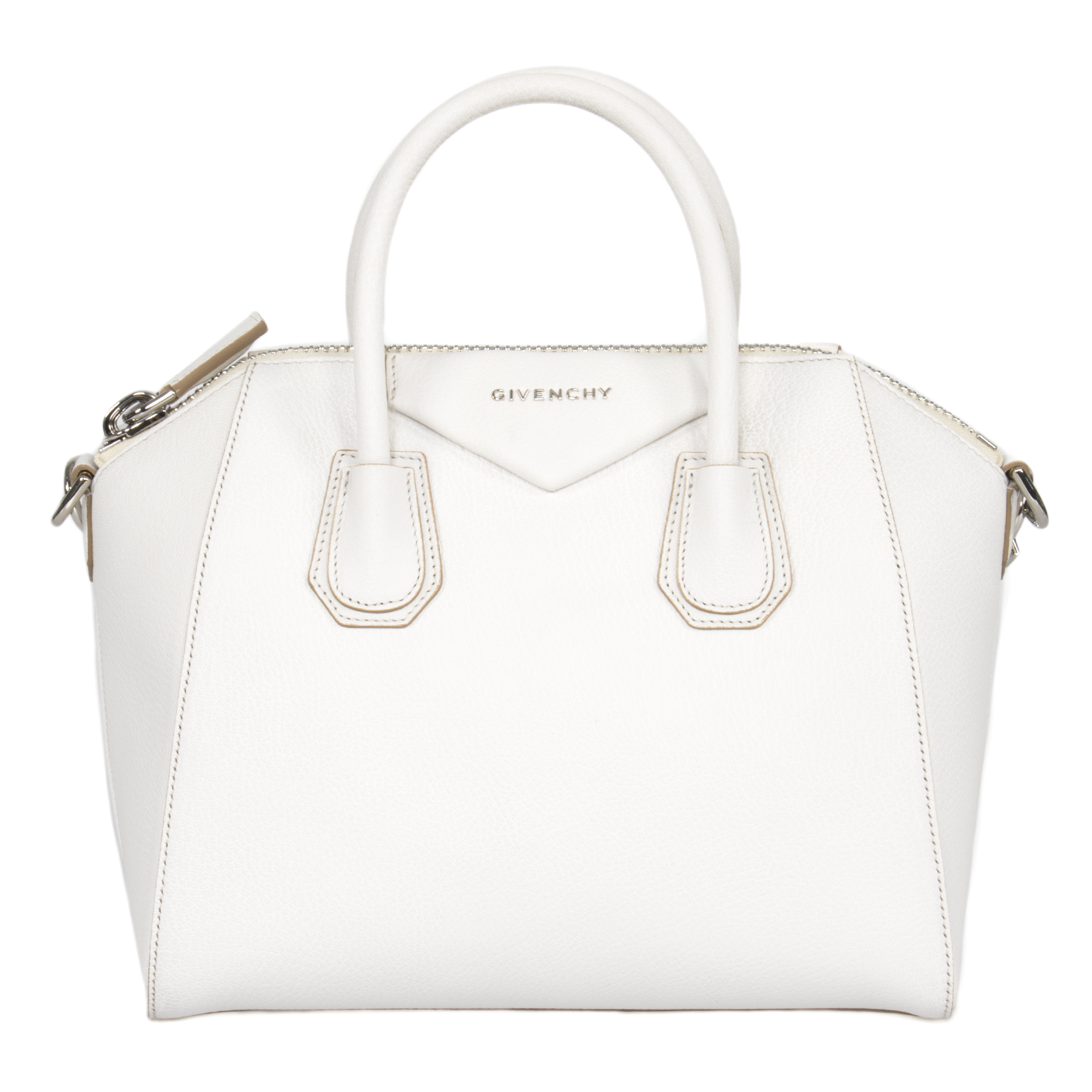 Givenchy Givenchy Antigona Sugar Goatskin Leather Satchel Bag ... 5c3fceee20267
