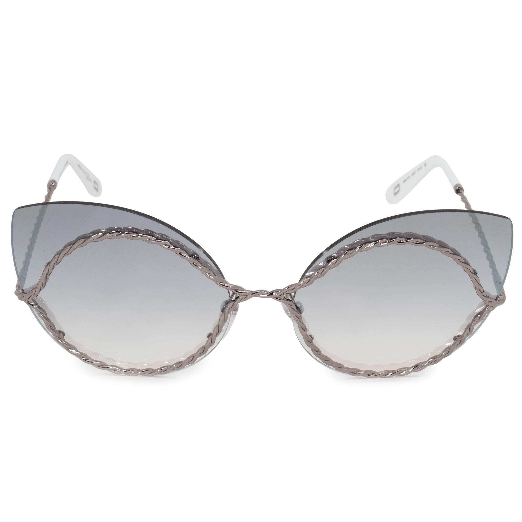 8b42ed0dd9d Marc Jacobs Marc Jacobs Cat Eye Sunglasses MJ161S 6LB IC 61 ...