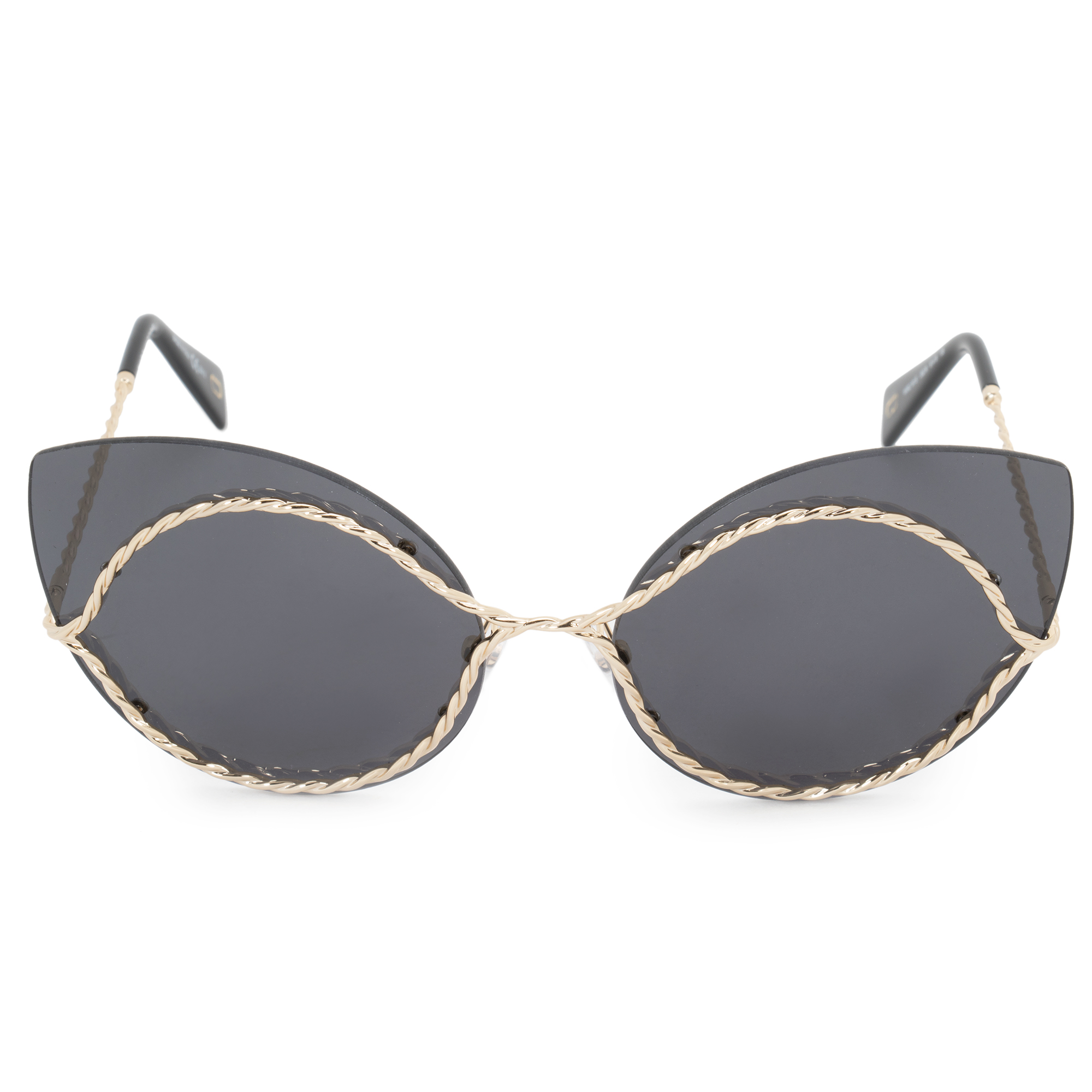 21d1fdbe777 Marc Jacobs Cat Eye Sunglasses MJ161S J5G IR 61 762753759207