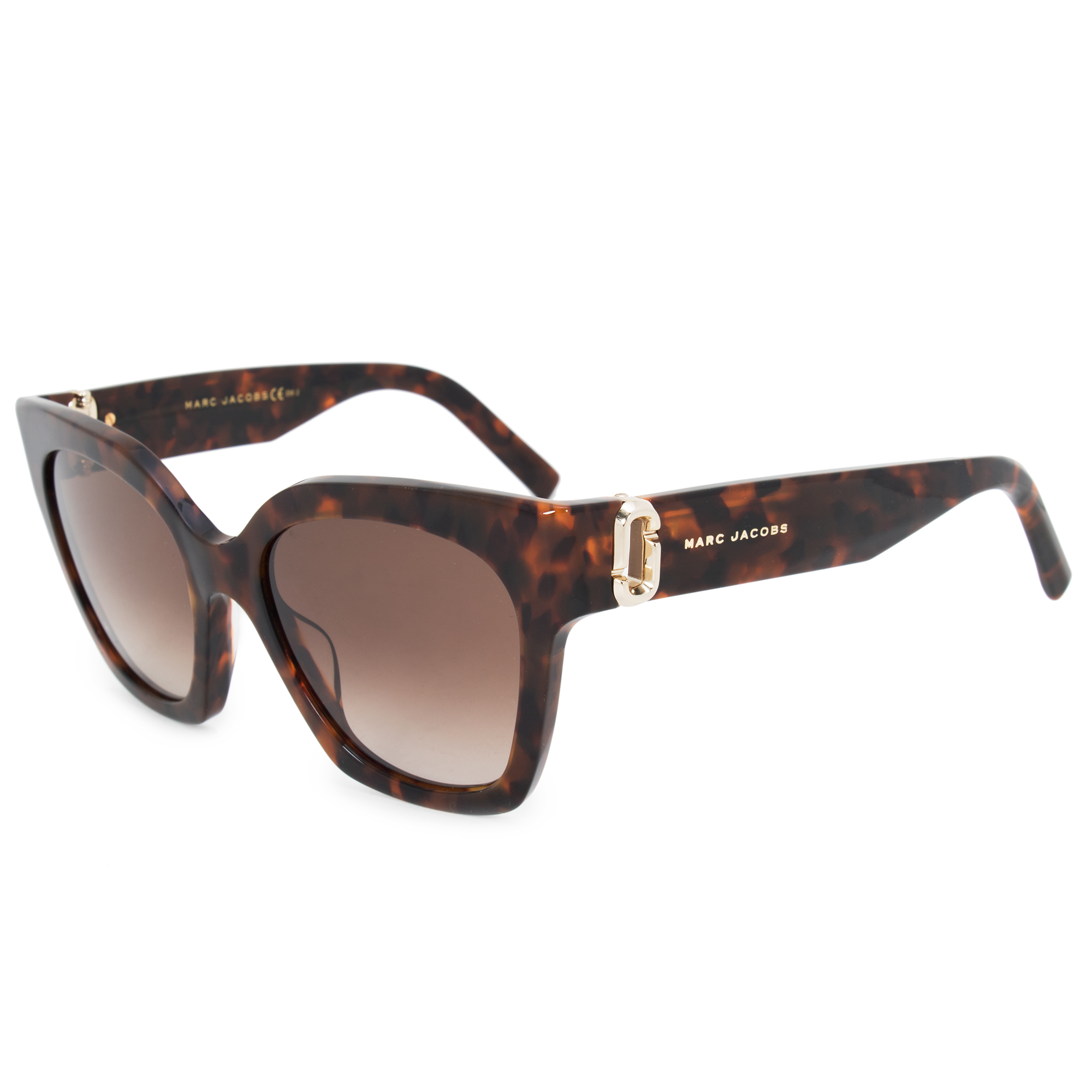 fee19667c33 Marc Jacobs Marc Jacobs Cat Eye Sunglasses MJ182S 086 HA 52 ...