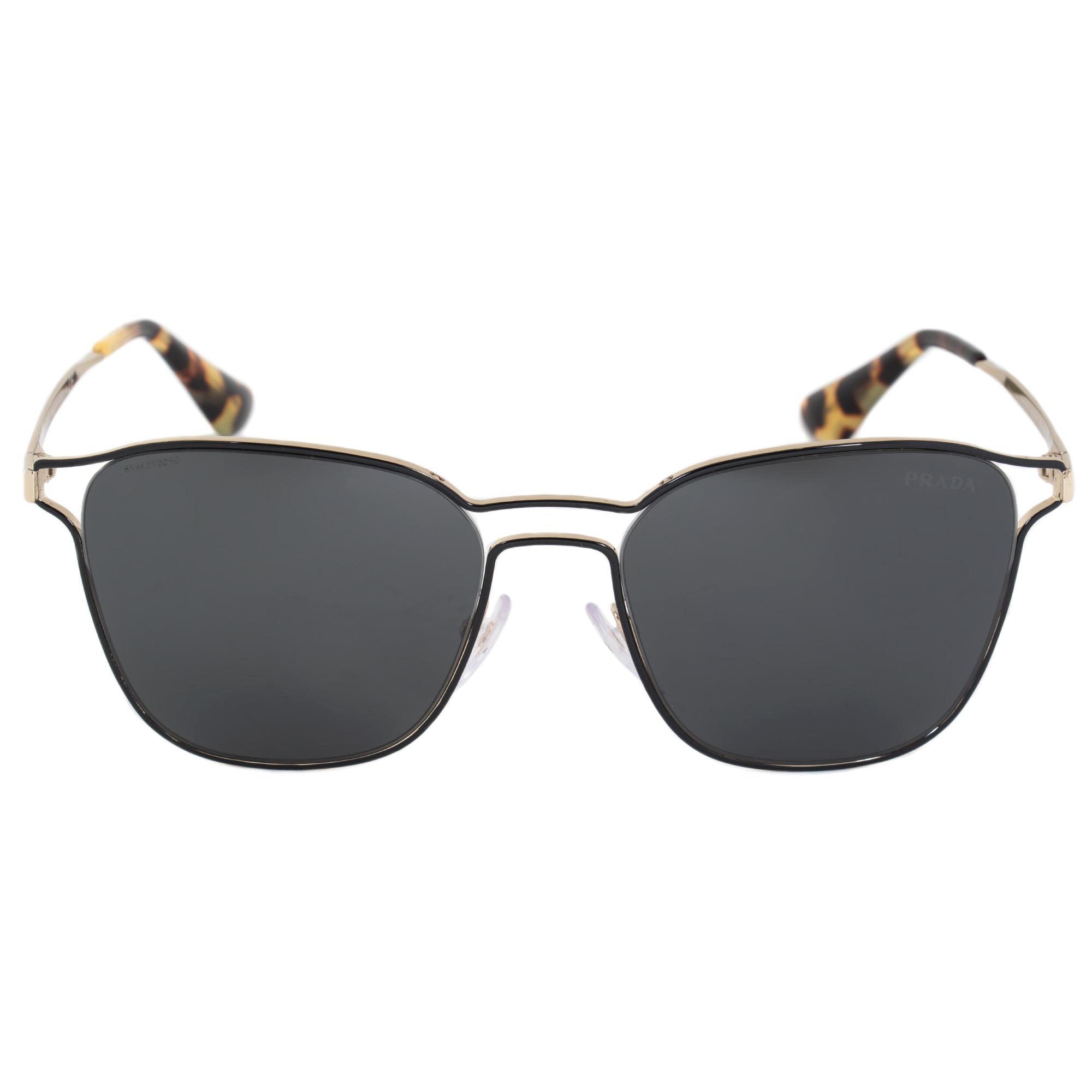bbd3174c60b1 Prada Cinema Square Sunglasses PR54TS 1AB5S0 55