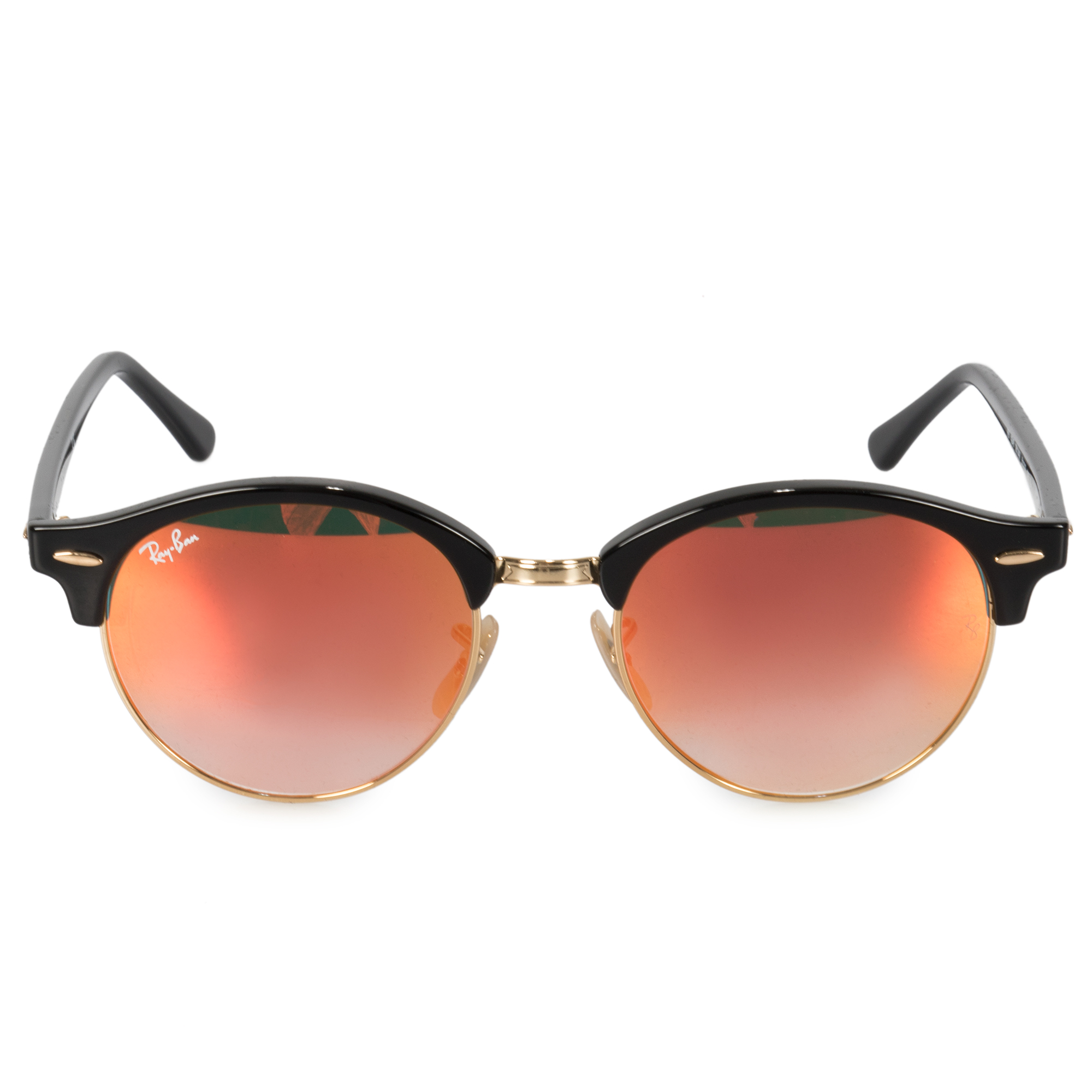 33467006d8 Details about Ray-Ban Ray-Ban Clubround Classic Sunglasses RB4246 901 4W 51