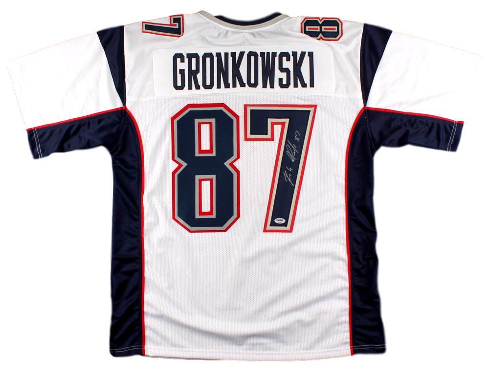 gronkowski jersey authentic