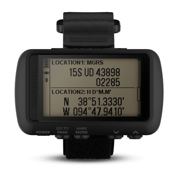 garmin foretrex 701 balistic outdoor wrist gps sat nav compass altimeter ebay. Black Bedroom Furniture Sets. Home Design Ideas