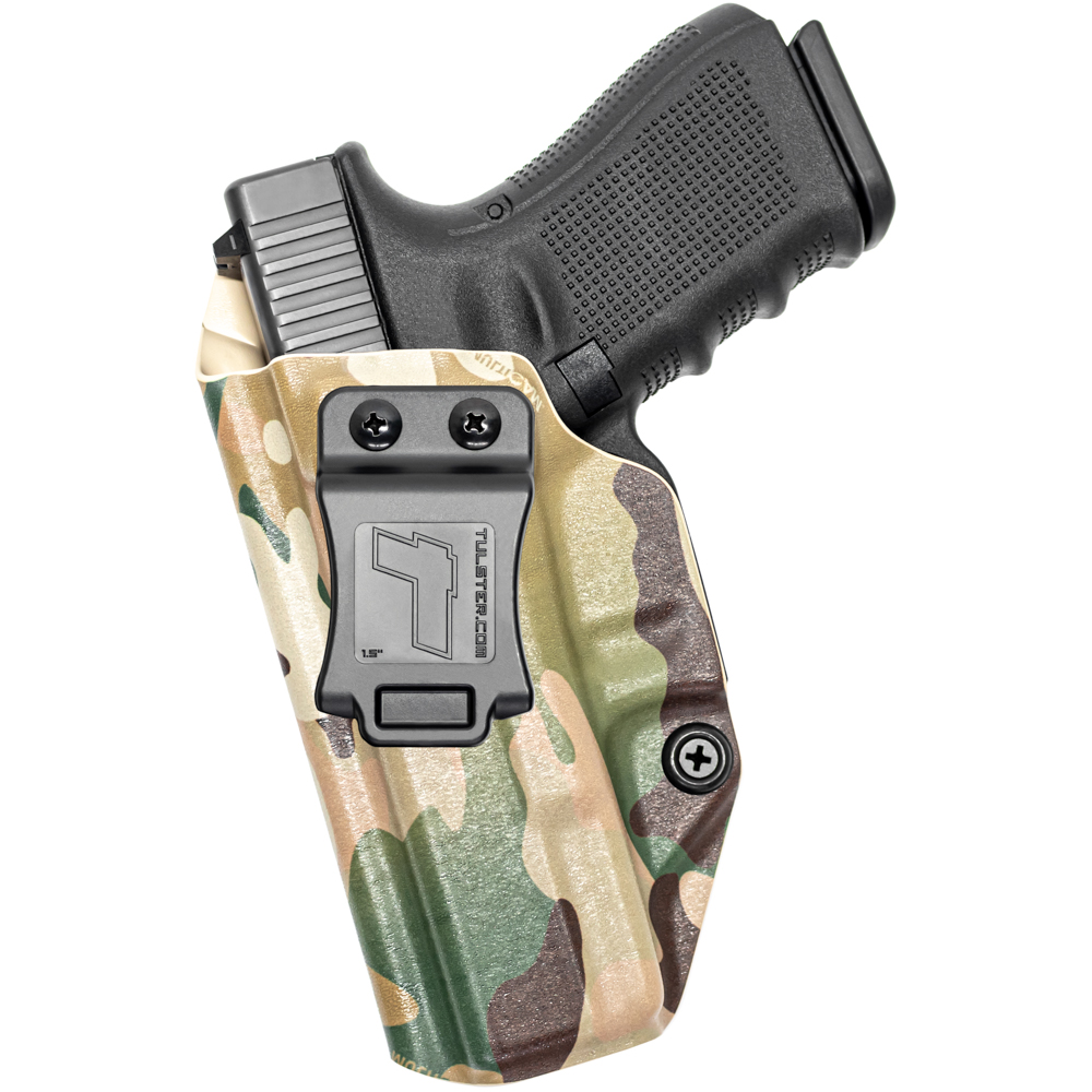 Details about NEW Tulster Profile IWB/AIWB Holster Glock 19/19X/23/25/32/45  - Left Hand
