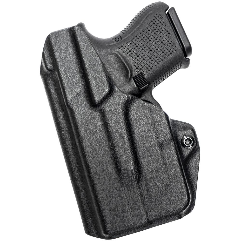 NEW-Tulster-Profile-IWB-AIWB-Holster-Glock-26-27-28-33-w-TLR-6-Right-Hand thumbnail 9