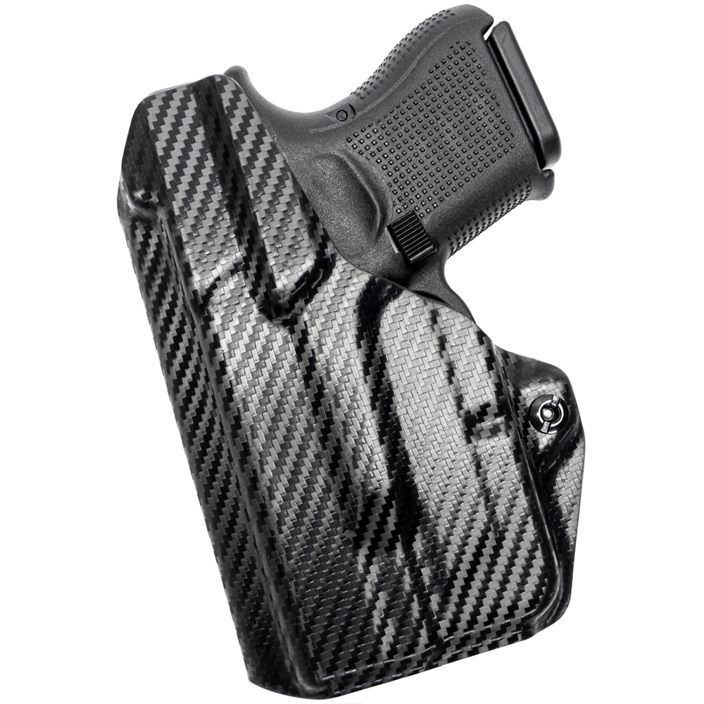 NEW-Tulster-Profile-IWB-AIWB-Holster-Glock-26-27-28-33-w-TLR-6-Right-Hand thumbnail 16