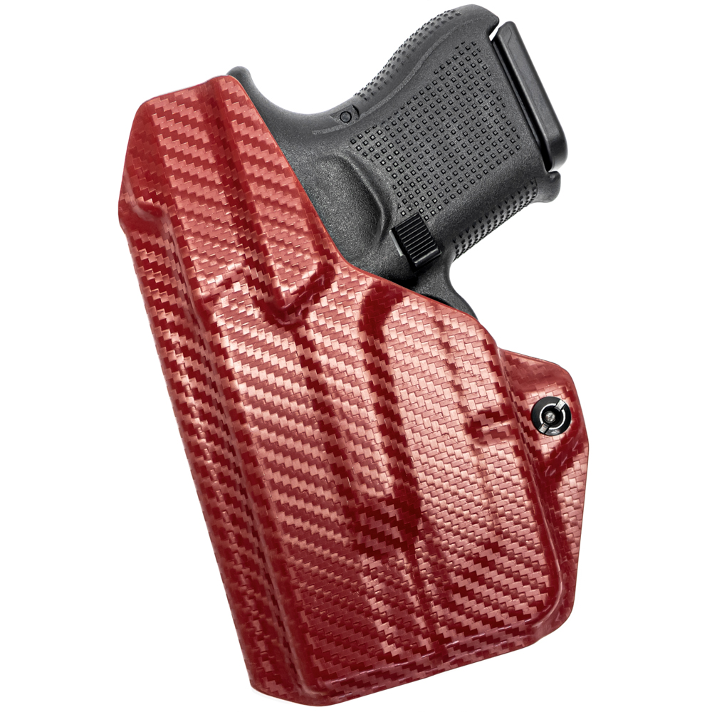 NEW-Tulster-Profile-IWB-AIWB-Holster-Glock-26-27-28-33-w-TLR-6-Right-Hand thumbnail 23