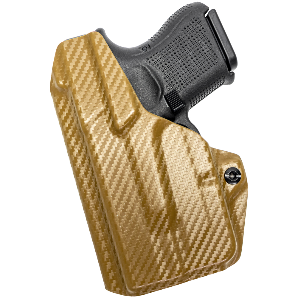 NEW-Tulster-Profile-IWB-AIWB-Holster-Glock-26-27-28-33-w-TLR-6-Right-Hand thumbnail 37