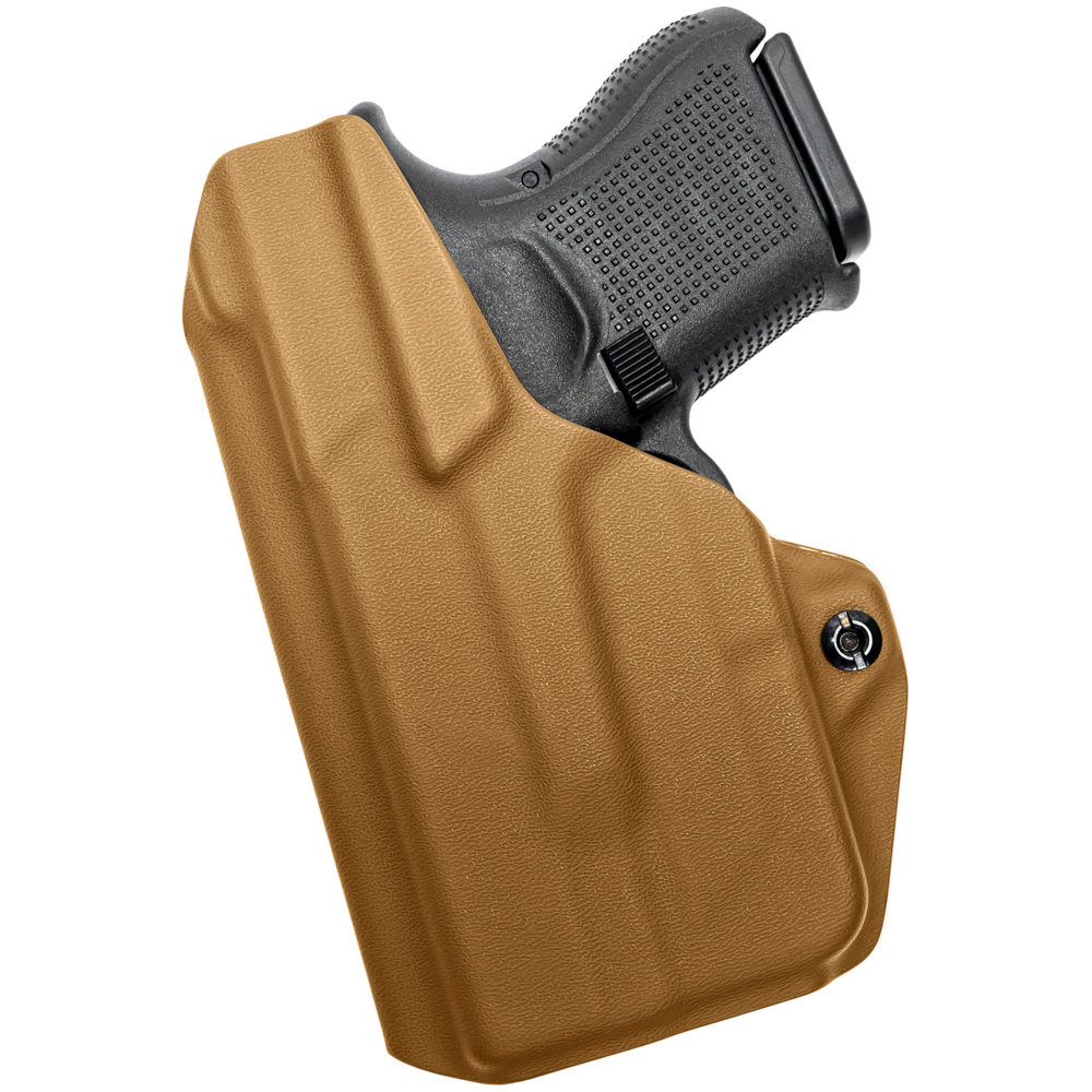 NEW-Tulster-Profile-IWB-AIWB-Holster-Glock-26-27-28-33-w-TLR-6-Right-Hand thumbnail 30