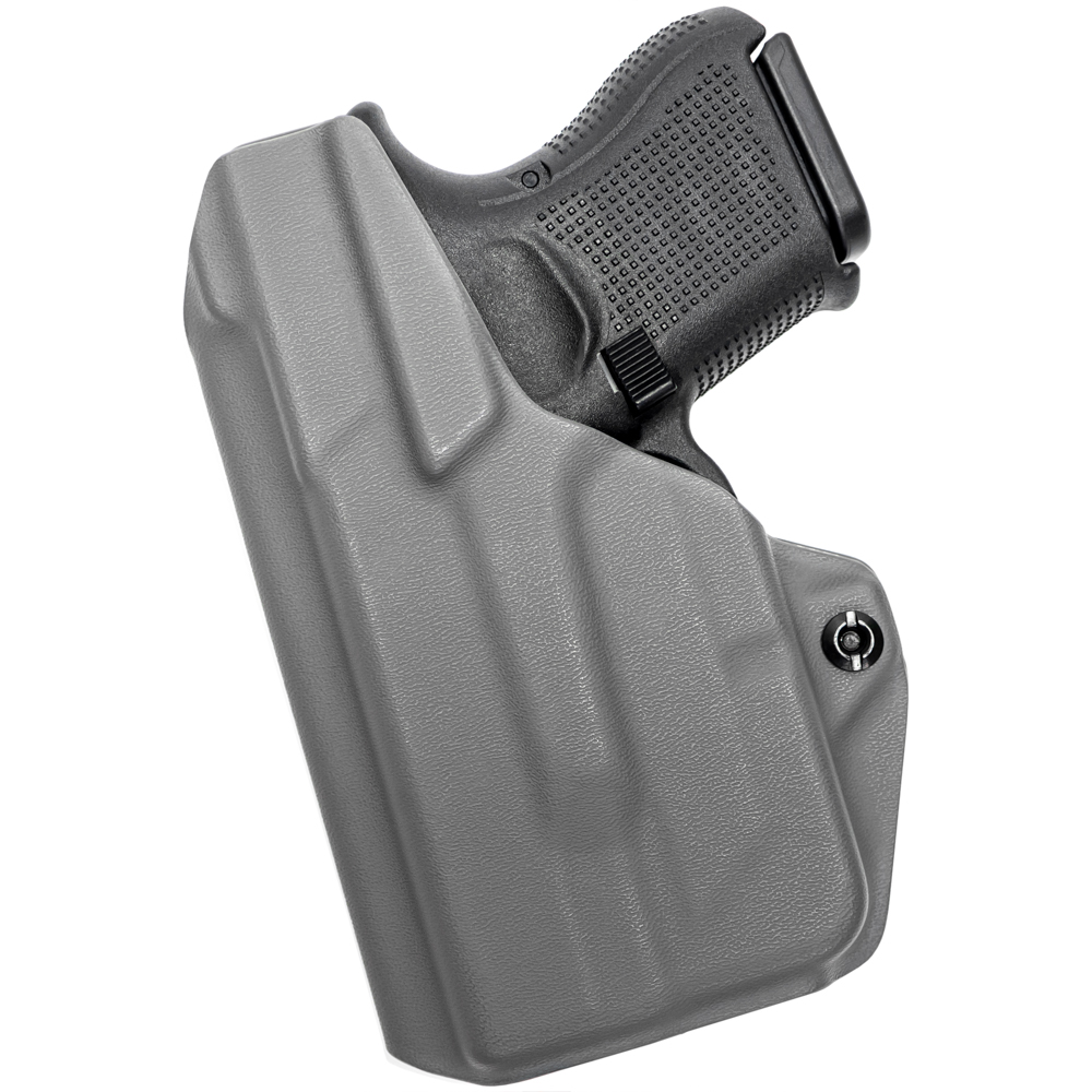 NEW-Tulster-Profile-IWB-AIWB-Holster-Glock-26-27-28-33-w-TLR-6-Right-Hand thumbnail 44