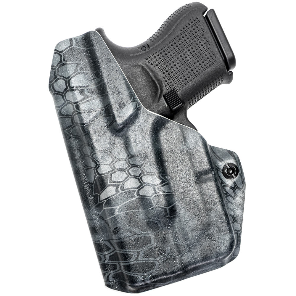NEW-Tulster-Profile-IWB-AIWB-Holster-Glock-26-27-28-33-w-TLR-6-Right-Hand thumbnail 65