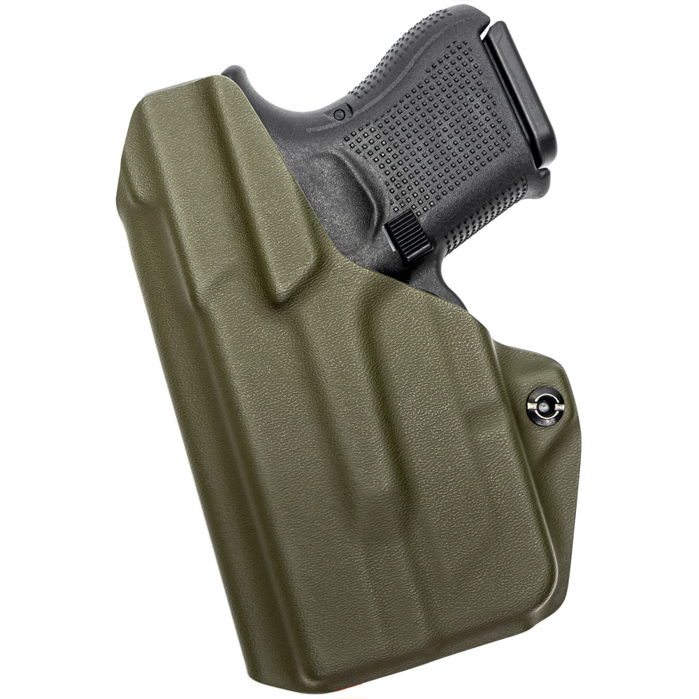 NEW-Tulster-Profile-IWB-AIWB-Holster-Glock-26-27-28-33-w-TLR-6-Right-Hand thumbnail 79