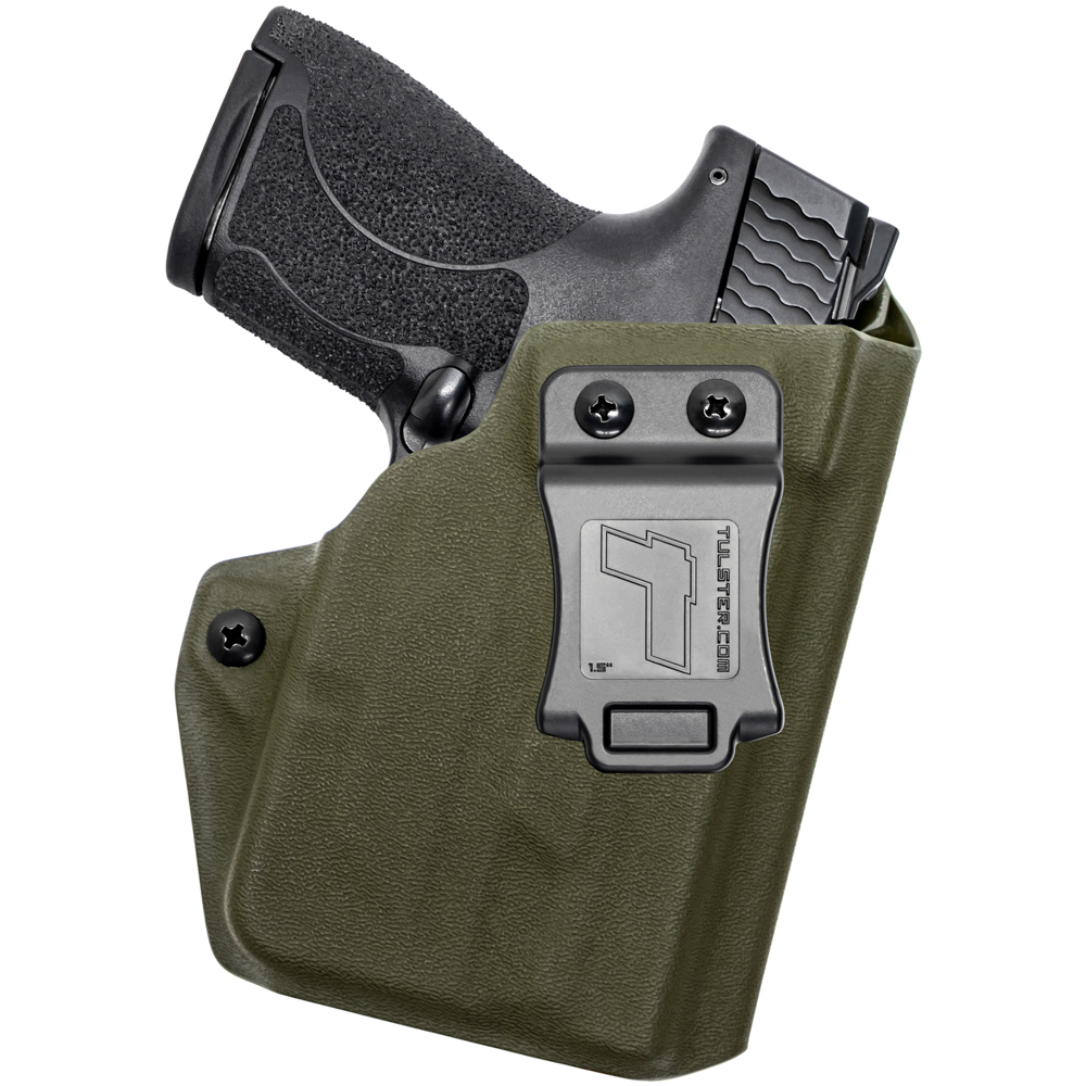 Smith /& Wesson S/&W M/&P Shield 9mm 40 /& Shield M2.0 IWB Concealed Gun Holster