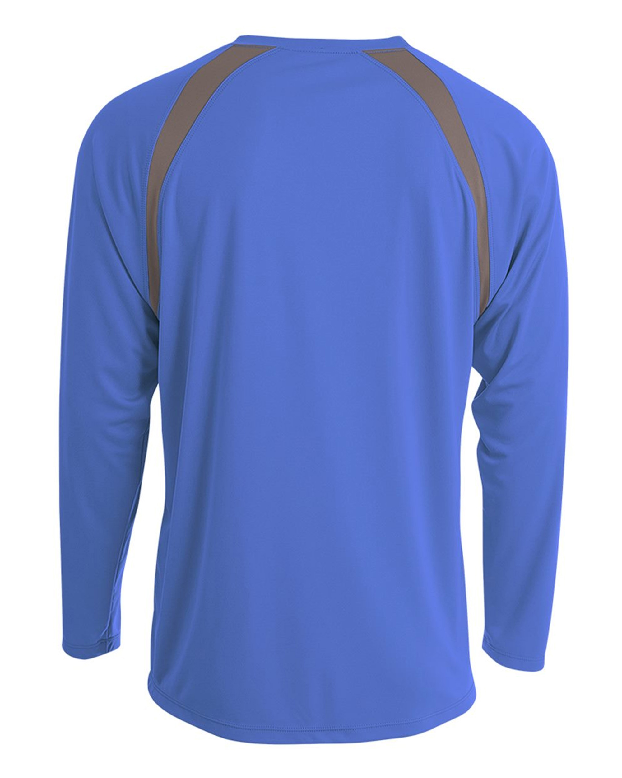 Men-039-s-Long-Sleeve-Loose-Fit-Rash-Guard-Surf-Shirt-Water-Sports-Swimwear thumbnail 18