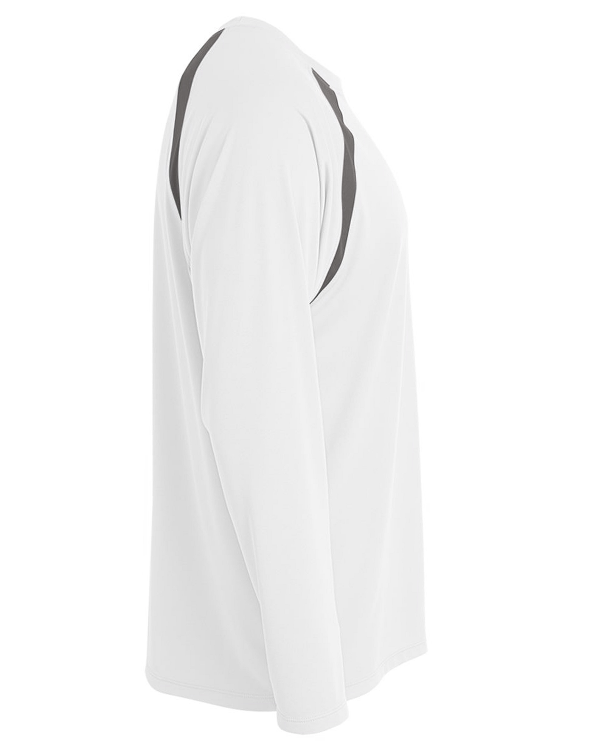 Men-039-s-Long-Sleeve-Loose-Fit-Rash-Guard-Surf-Shirt-Water-Sports-Swimwear thumbnail 29