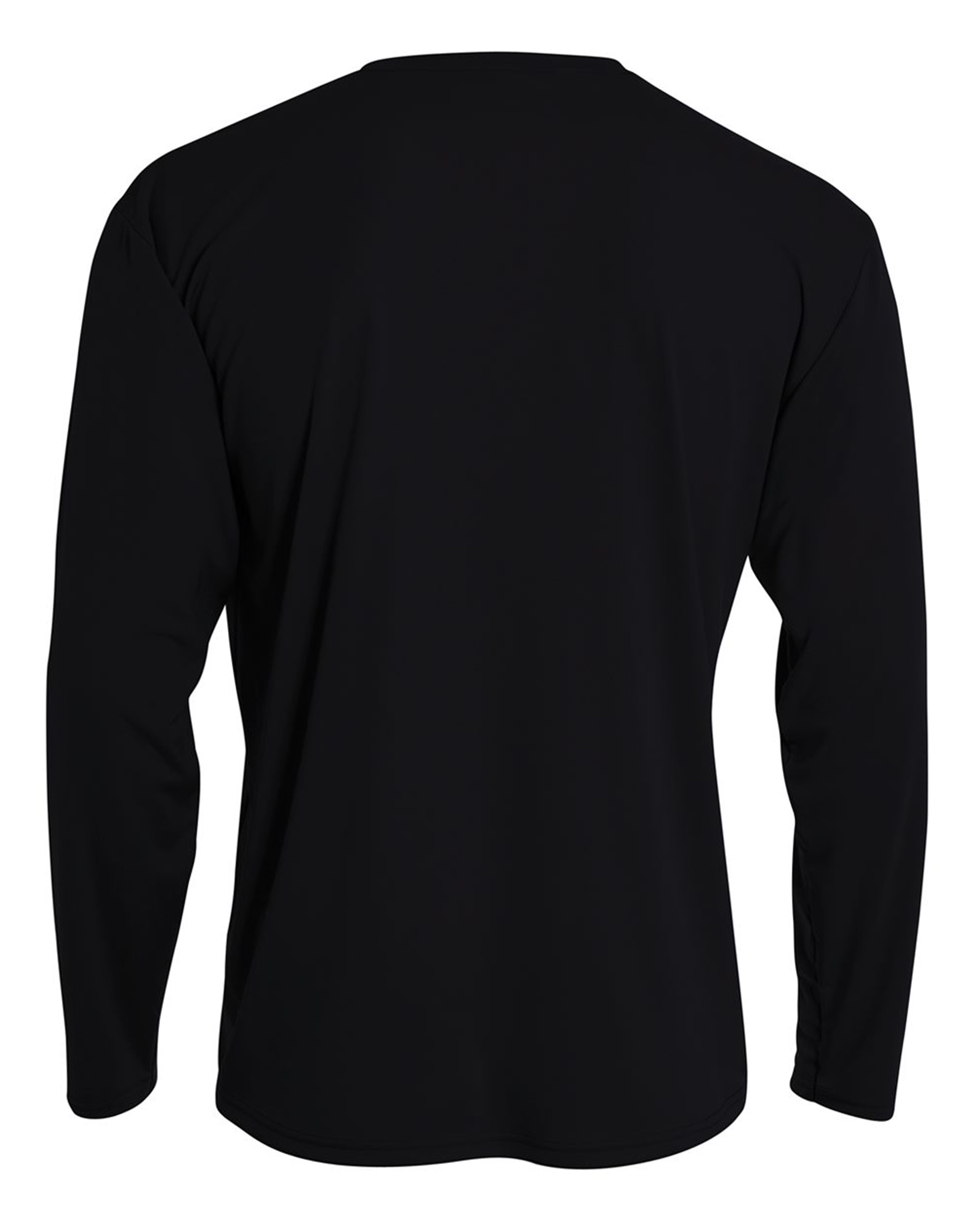 Men-039-s-Long-Sleeve-Loose-Fit-Rash-Guard-Surf-Shirt-Water-Sports-Swimwear thumbnail 4