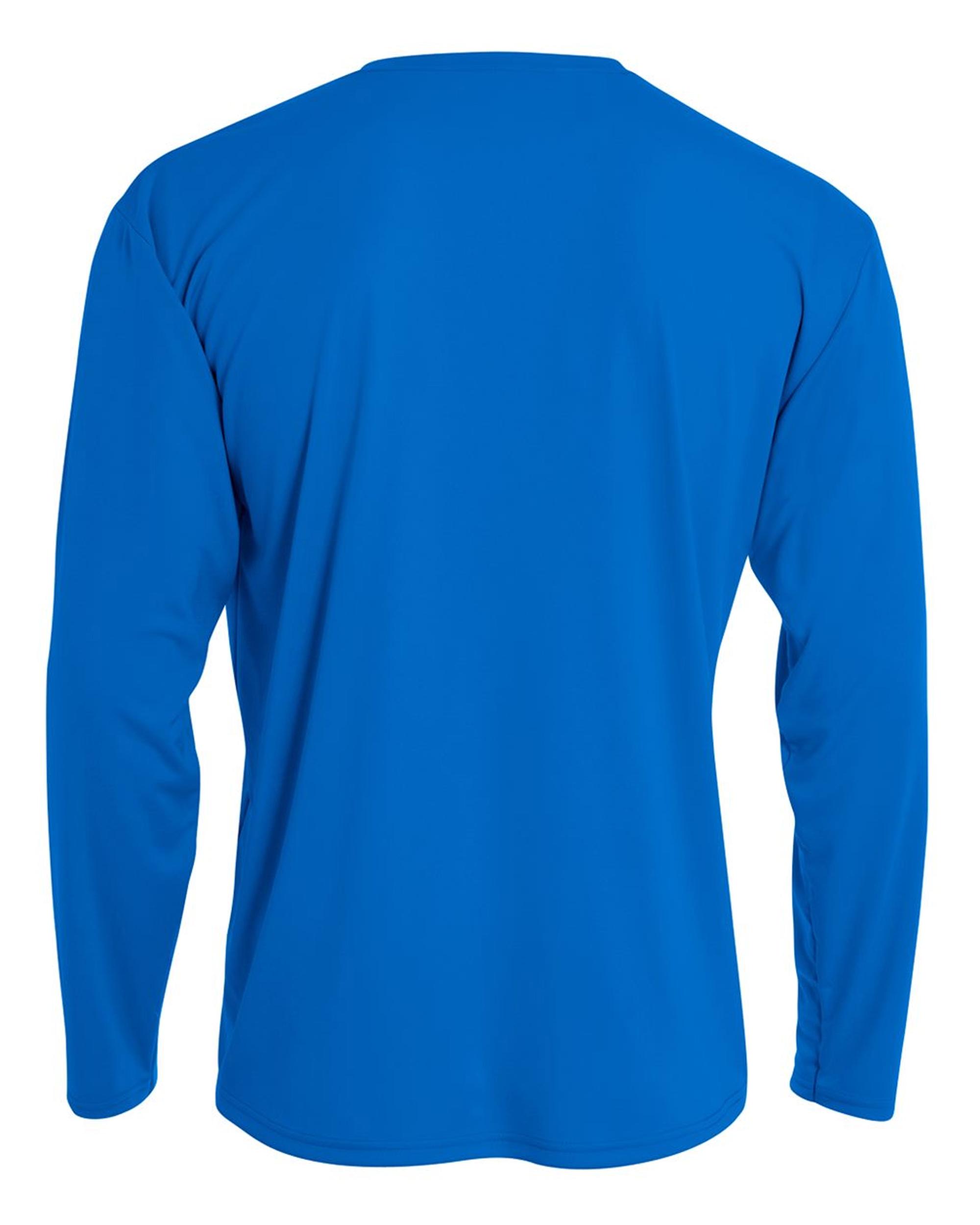 Men-039-s-Long-Sleeve-Loose-Fit-Rash-Guard-Surf-Shirt-Water-Sports-Swimwear thumbnail 16
