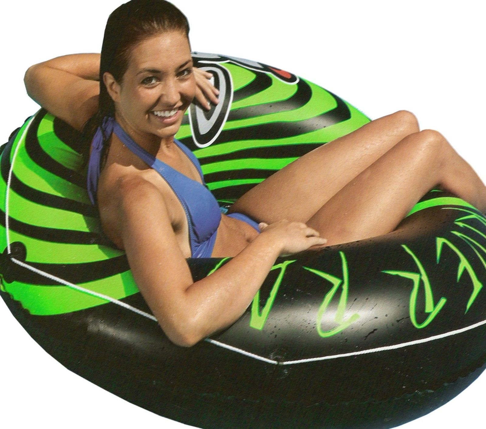 12-pack Intex River Rat Float Inflatable River Tube