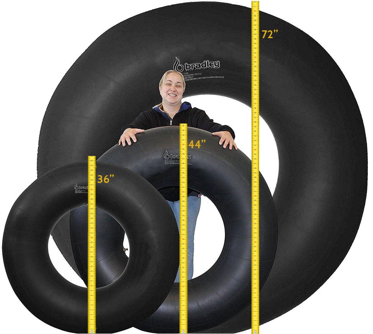 Bradley Truck Tire Snow Tube River Rafting Float Inner