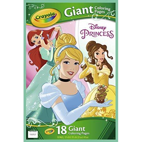Details About Crayola Giant Coloring Pages