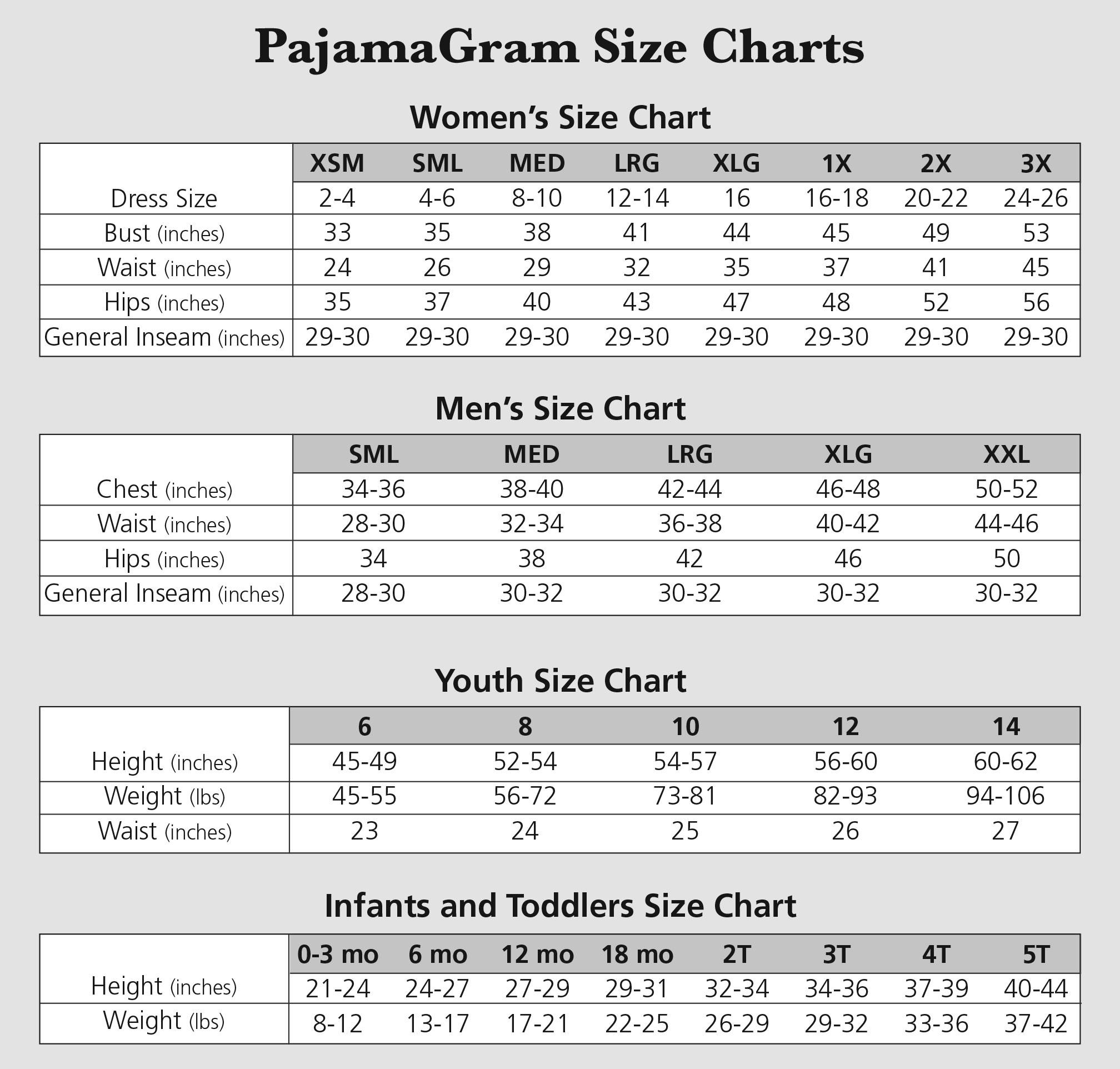 PajamaGram-Women-039-s-Capri-Pajama-Set-Printed-Short-Sleeve-Pajamas-with-Pocket