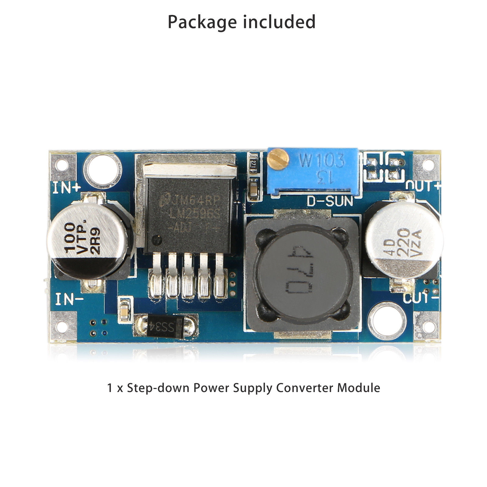 Mini-DC-DC-Converter-Step-Down-Module-Adjustable-Power-Supply-Output-1-25-35V thumbnail 21