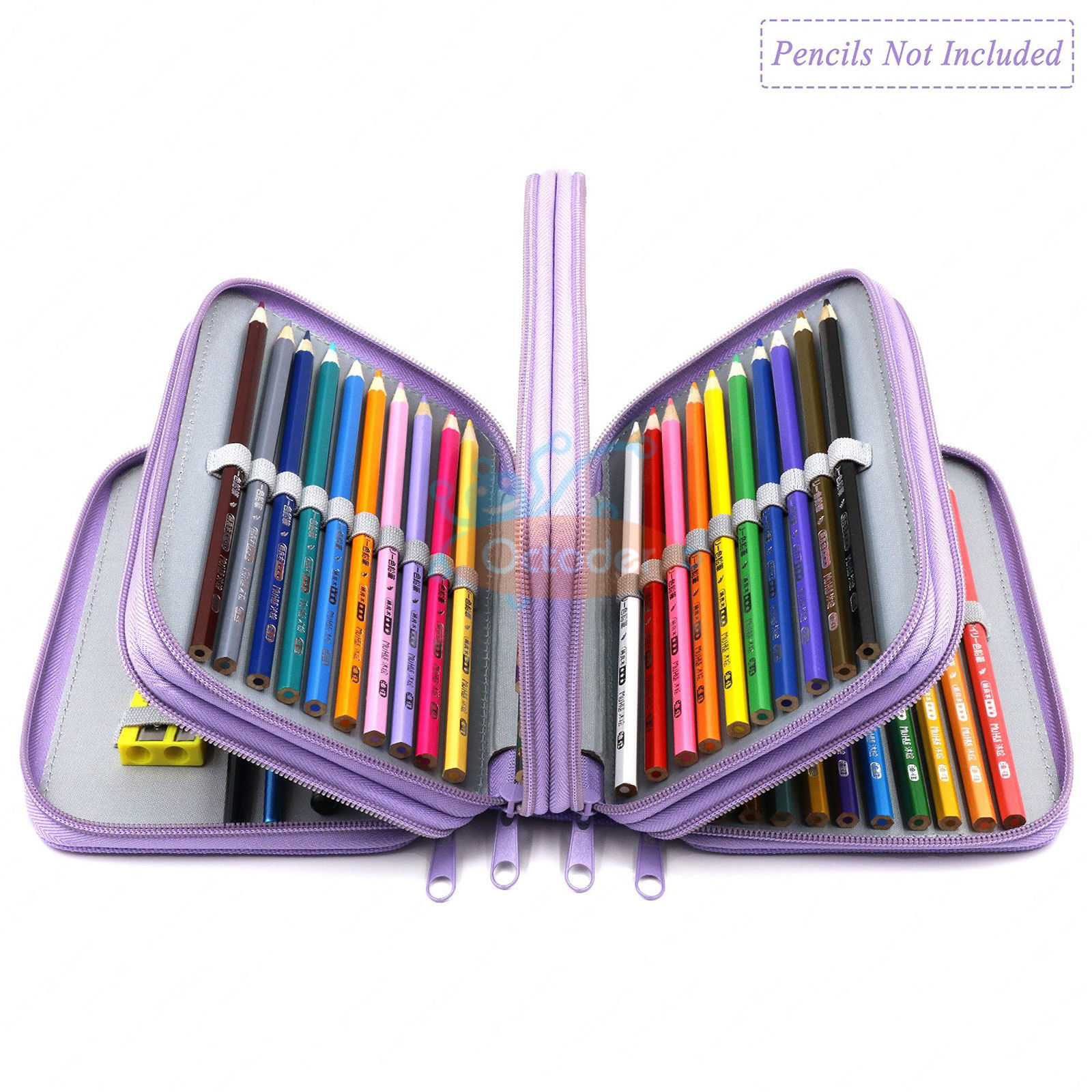 4-Layers-High-Capacity-Pencil-Brush-Case-Box-Pen-Pouch-Bag-Makeup-Storage-Bag thumbnail 26