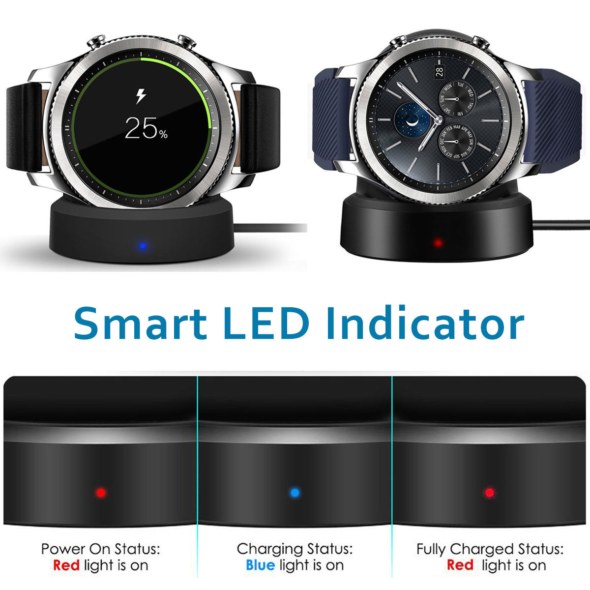 ForOffice   samsung watch charger stand