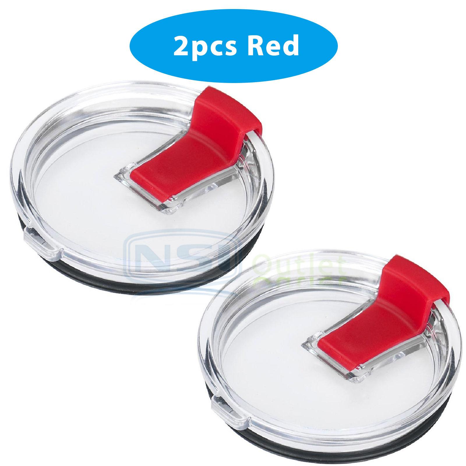 2-PCS-Splash-Spill-Proof-Lid-for-RTIC-YETI-Ozark-Trail-Rambler-30-Oz-Tumbler-Cup