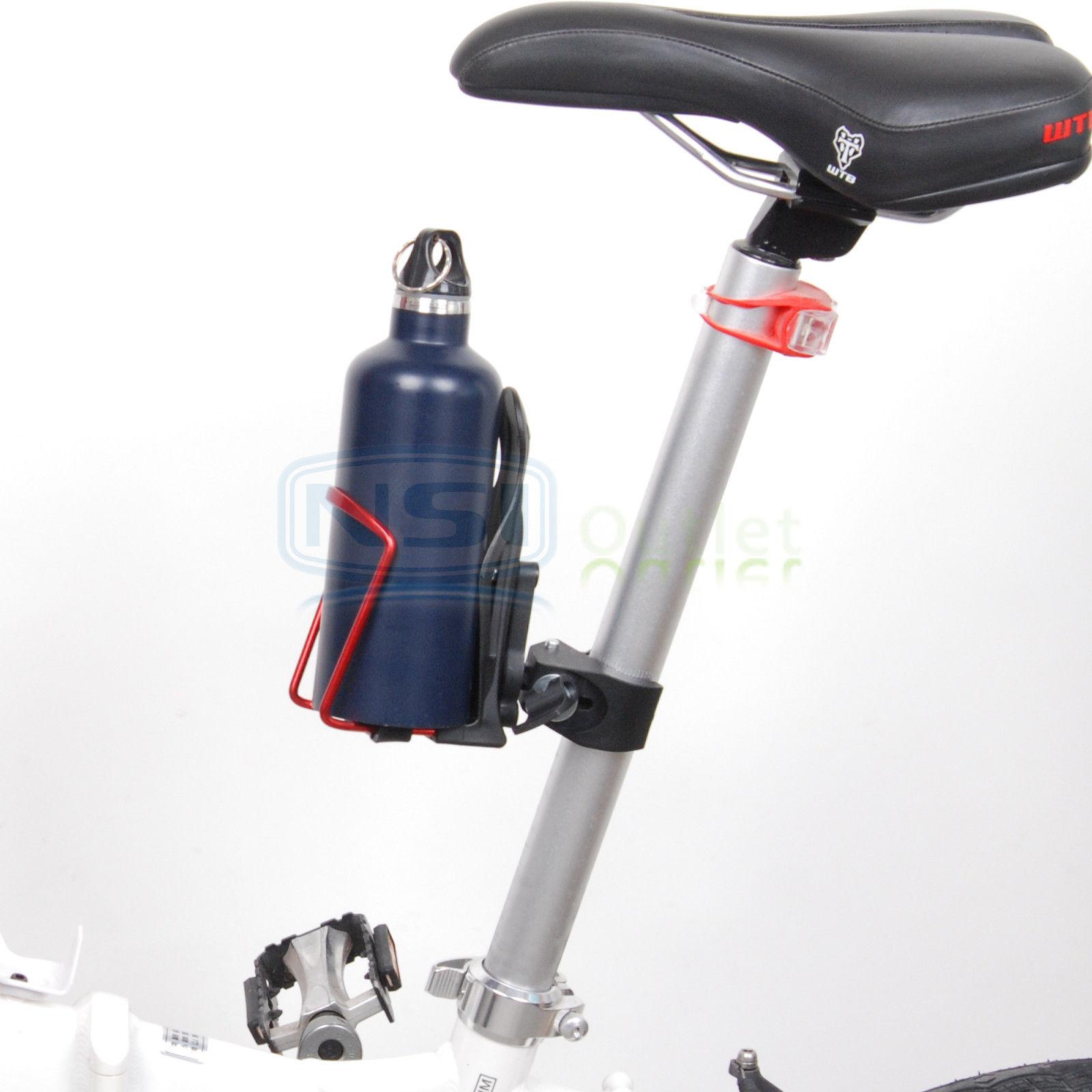 New Bicycle Bottle Holder Adjustable Mountain Bike Water Bottle Cage Drink Rack