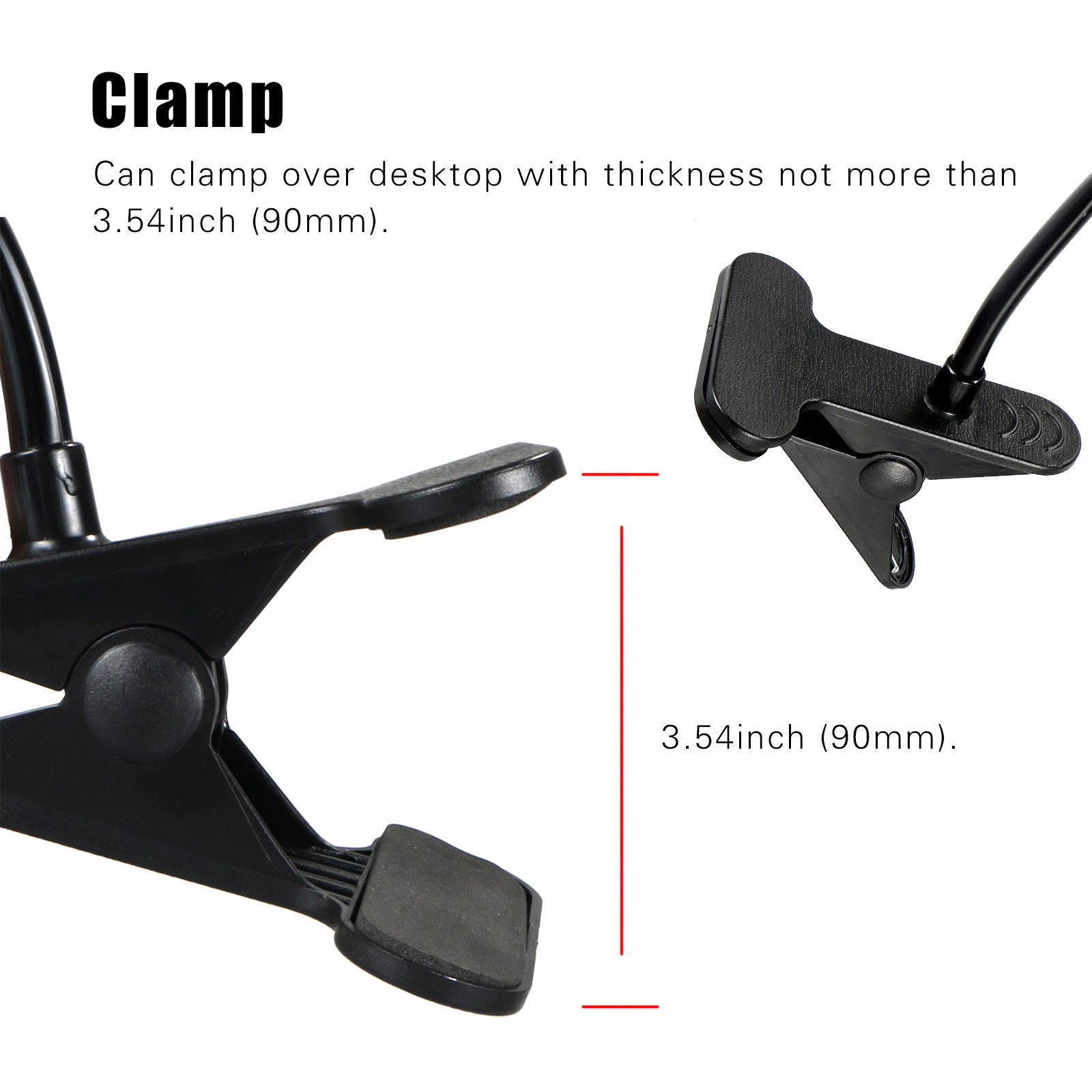 Ipad Stands For Bed Universal Flexible Arm Desktop Bed Lazy Holder Mount Stand