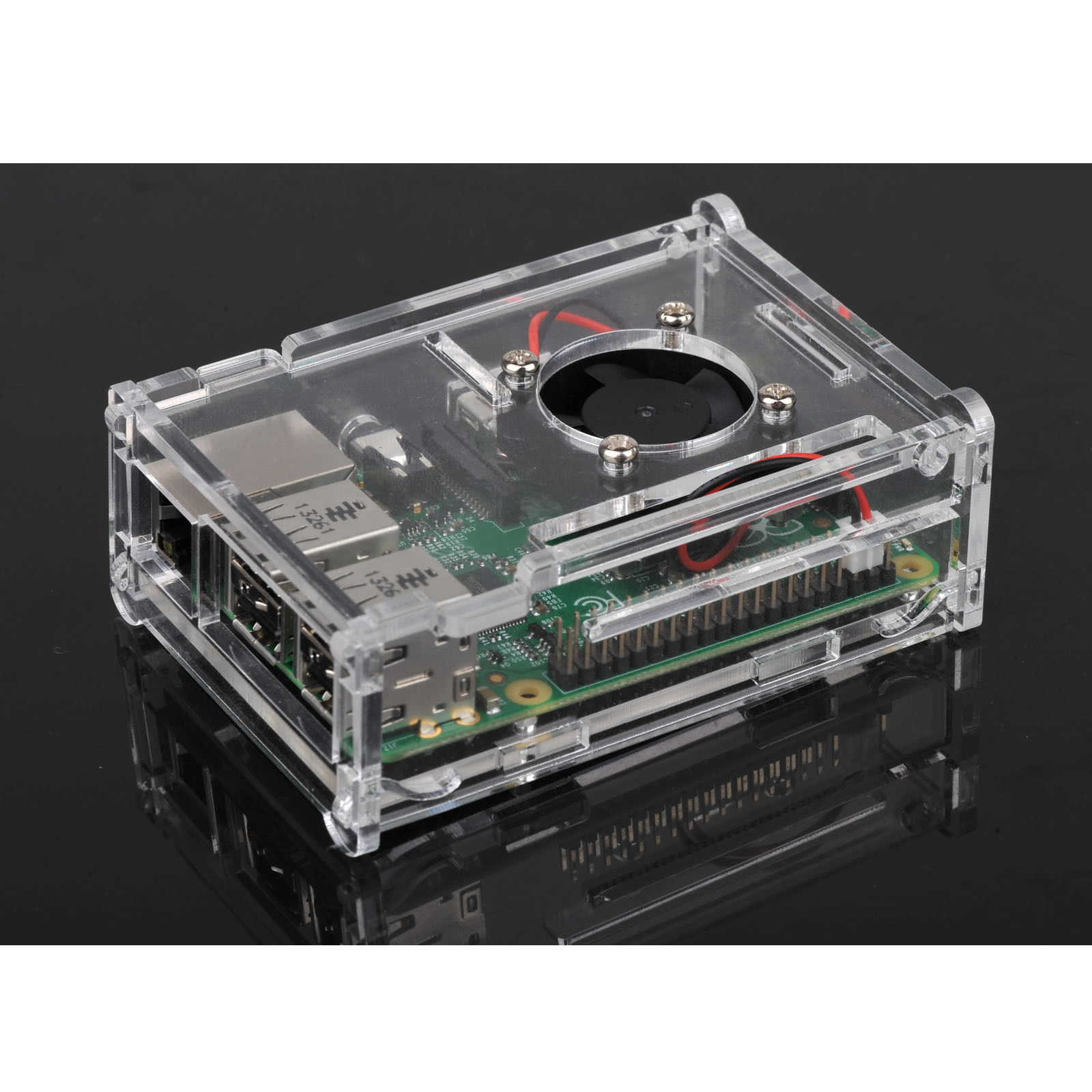 how to make a raspberry pi 3 case