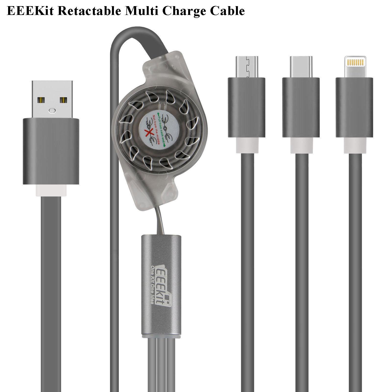 Port USB Power Travel Wall Strip Outletin TypeC Micro USB - Port usb type c