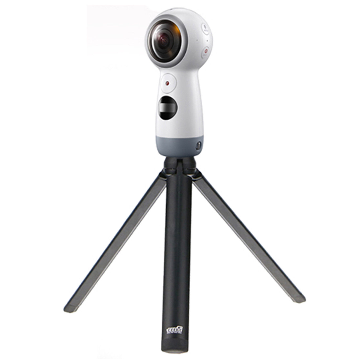 eeekit mini portable lightweight tripod stand holder for samsung gear 360 camera ebay. Black Bedroom Furniture Sets. Home Design Ideas