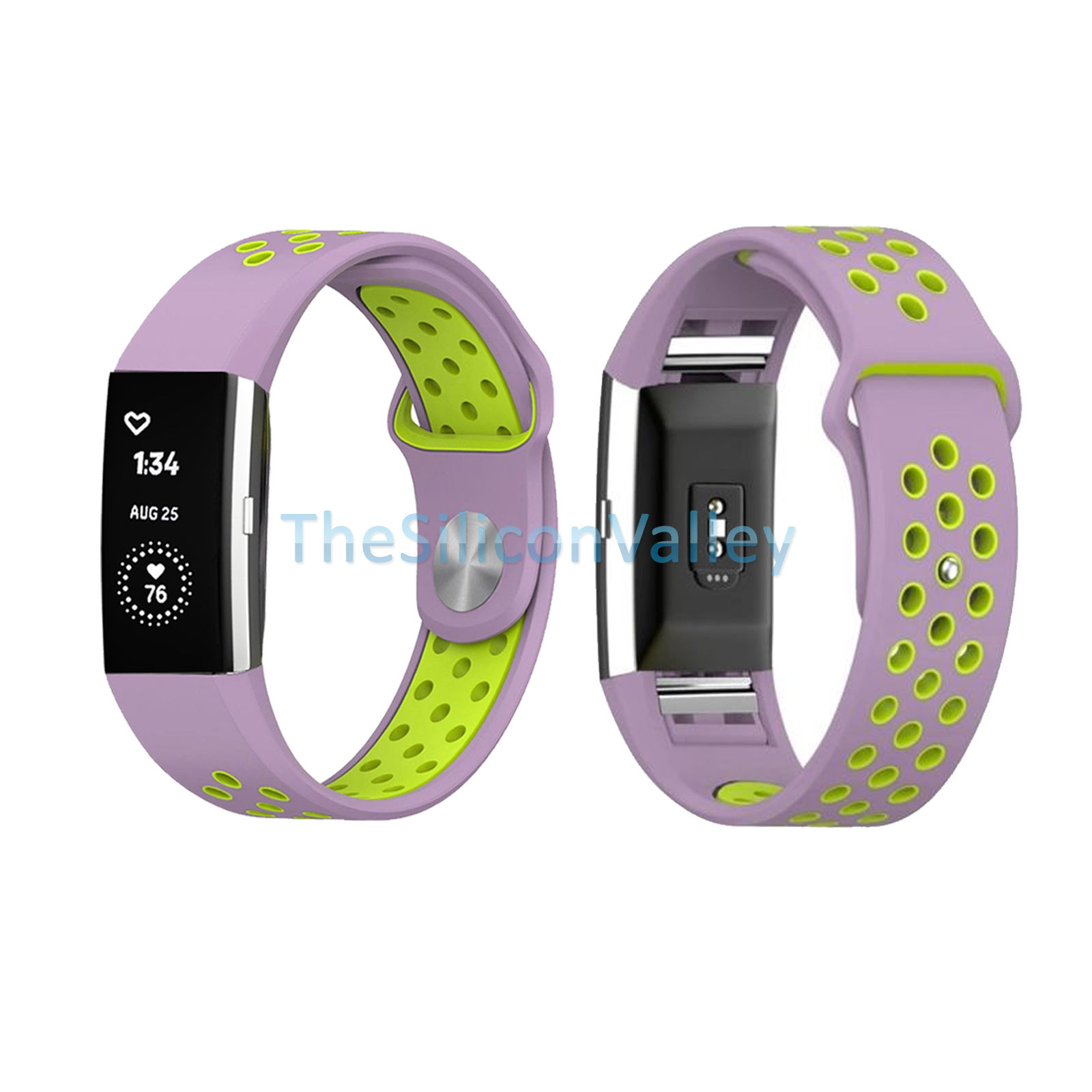 fitbit bracelet ua wristband en ebay band strap silicone charge replacement rubber for us wrist buy