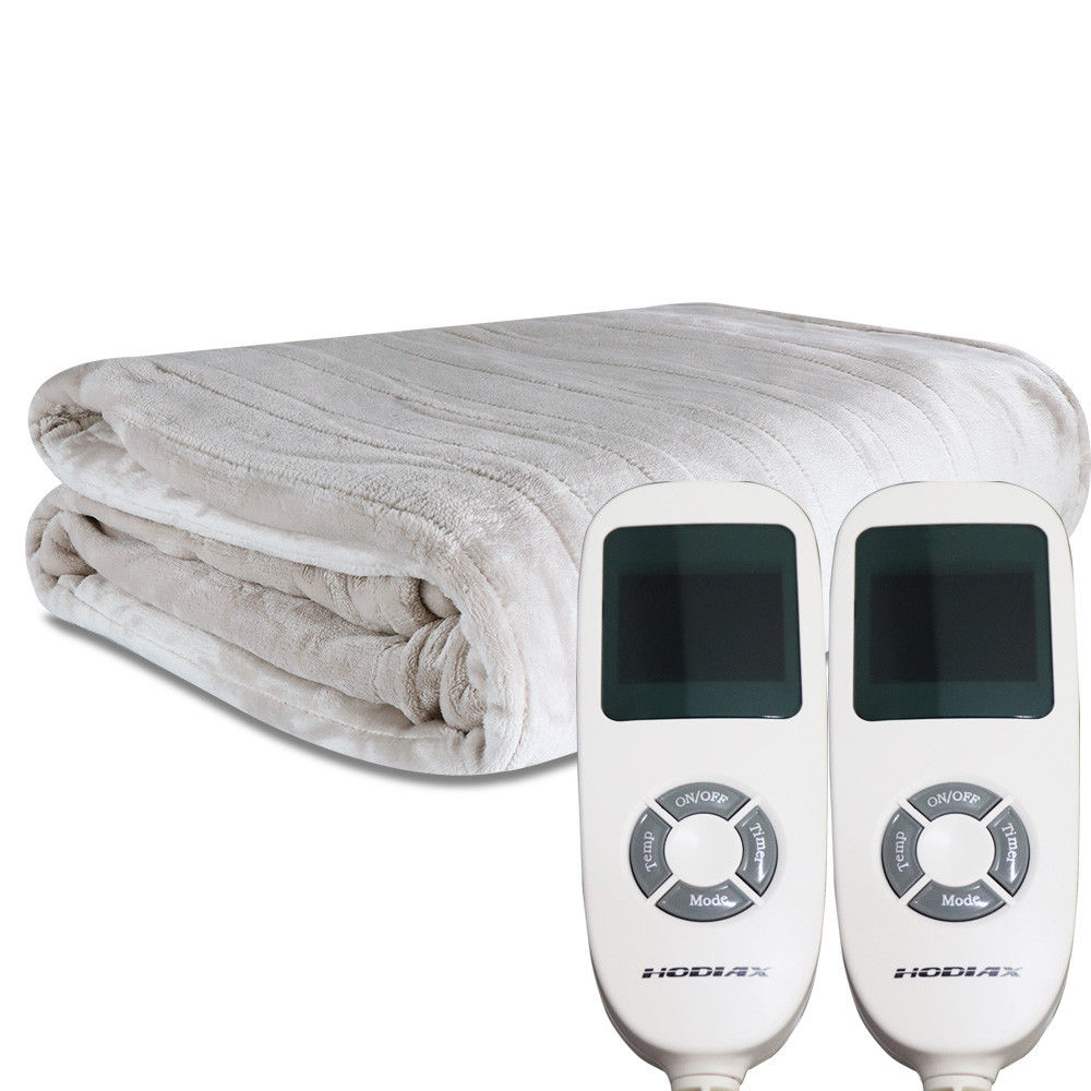 Electric Heated Blanket Cover Bed Temperature Timing