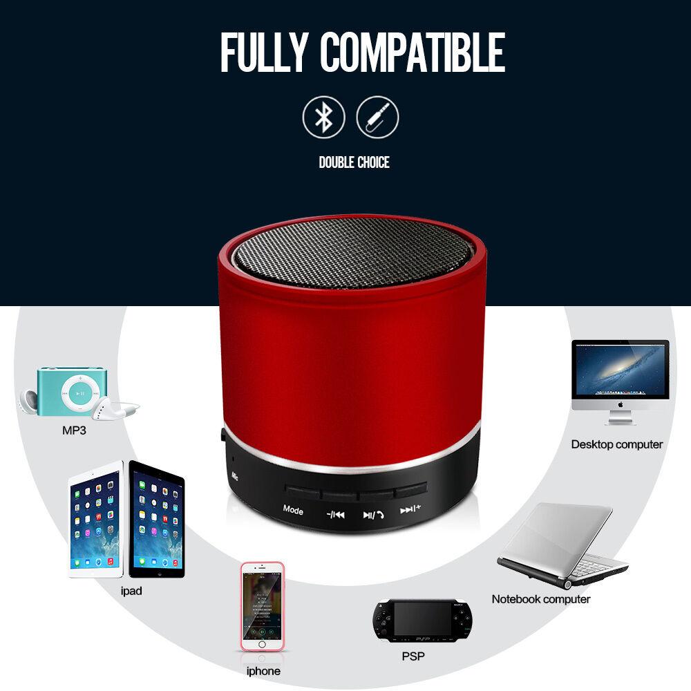 Mini-Portable-Super-Bass-Bluetooth-Wireless-Speaker-For-Smartphone-Tablet-MP3-PC thumbnail 24