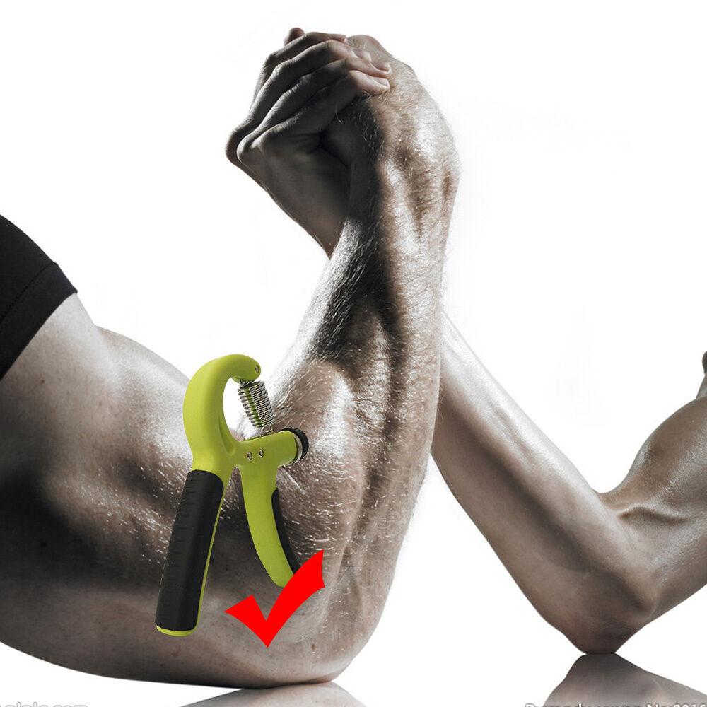 Adjustable-Hand-Grip-Power-Exerciser-10-40-KGS-Wrist-Training-Strength-Gripper thumbnail 18