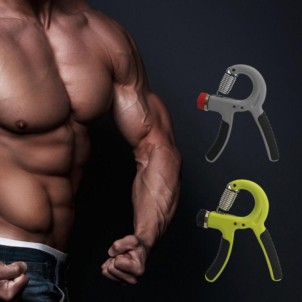 Adjustable-Hand-Grip-Power-Exerciser-10-40-KGS-Wrist-Training-Strength-Gripper thumbnail 17