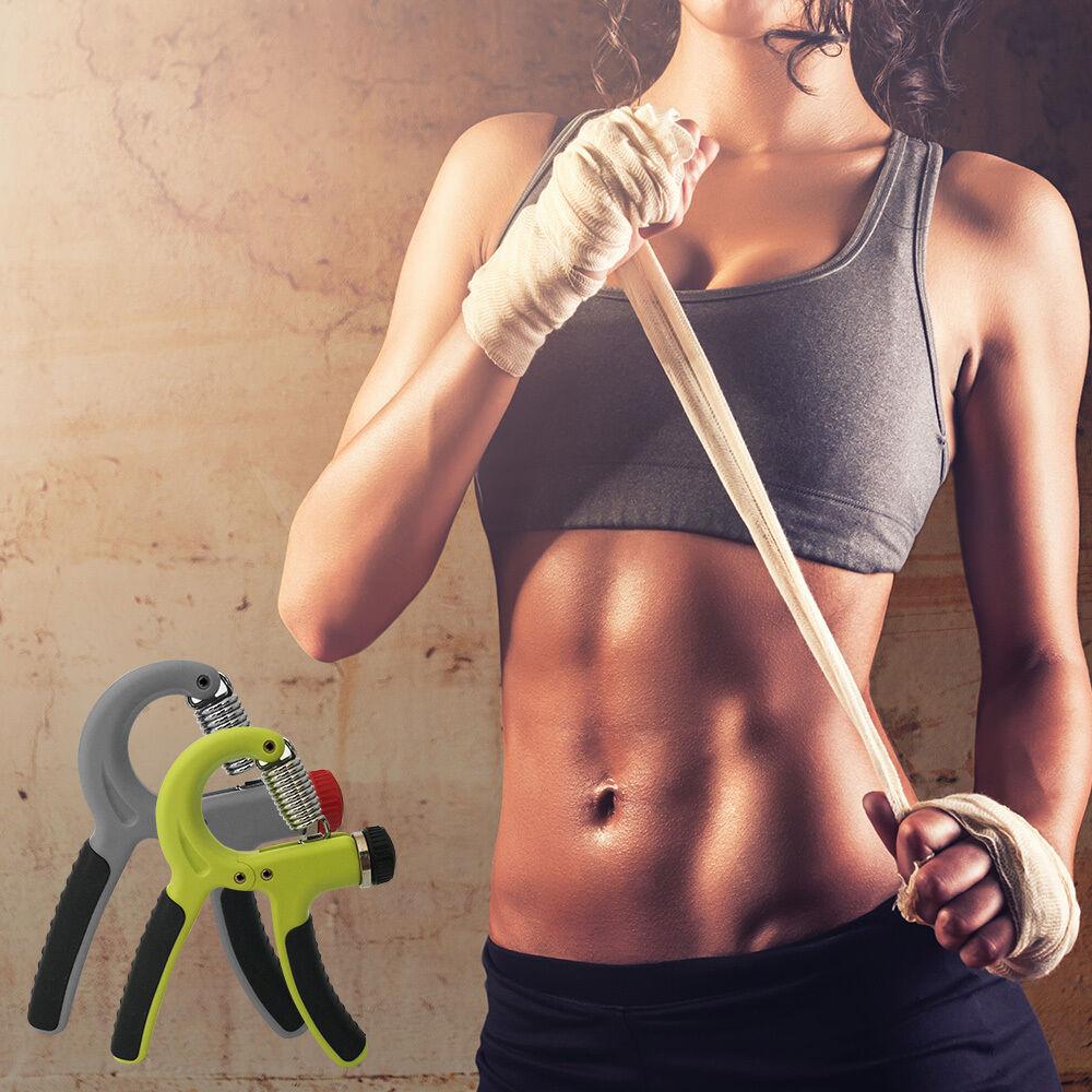 Adjustable-Hand-Grip-Power-Exerciser-10-40-KGS-Wrist-Training-Strength-Gripper thumbnail 30