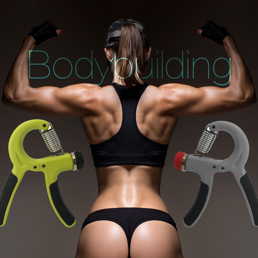 Adjustable-Hand-Grip-Power-Exerciser-10-40-KGS-Wrist-Training-Strength-Gripper thumbnail 29