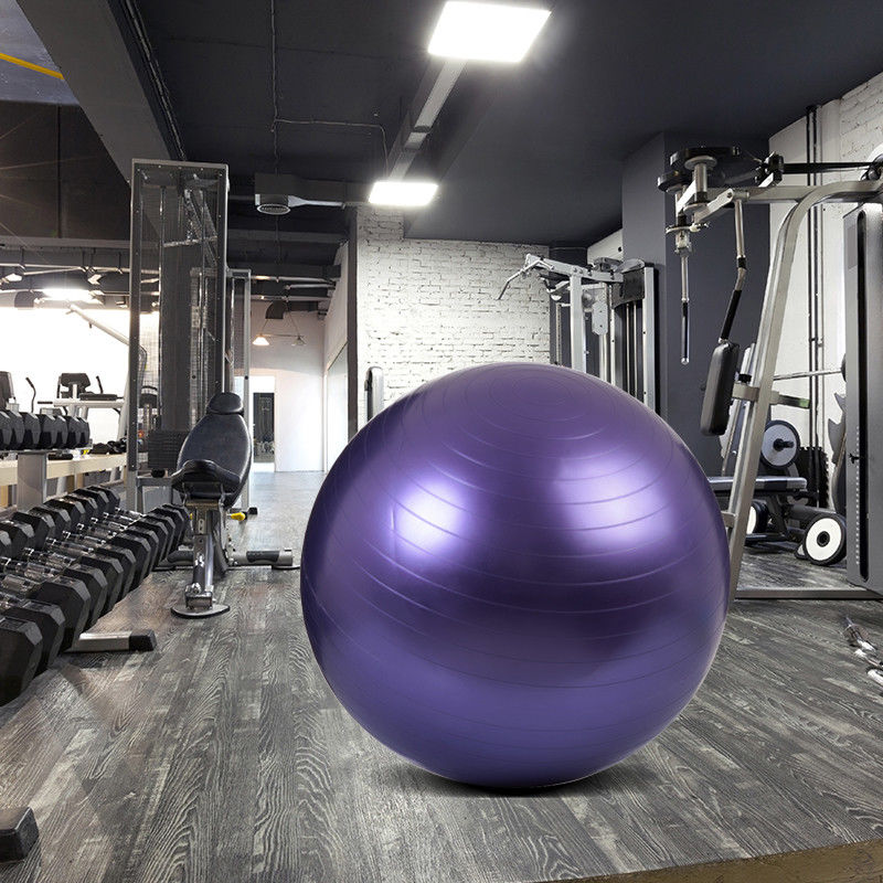 55-65-75cm-New-Exercise-Yoga-Ball-Fitness-Balance-Over-Stability-Ball-Bender-Gym thumbnail 17