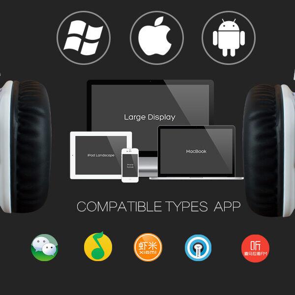MP3-Earphone-Portable-FM-Headset-Bluetooth-Wireless-Headphone-Surround-Sound thumbnail 15
