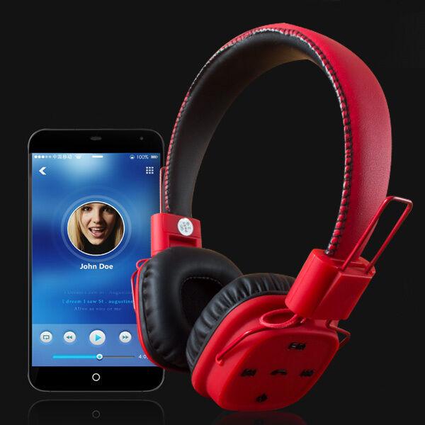 MP3-Earphone-Portable-FM-Headset-Bluetooth-Wireless-Headphone-Surround-Sound thumbnail 22