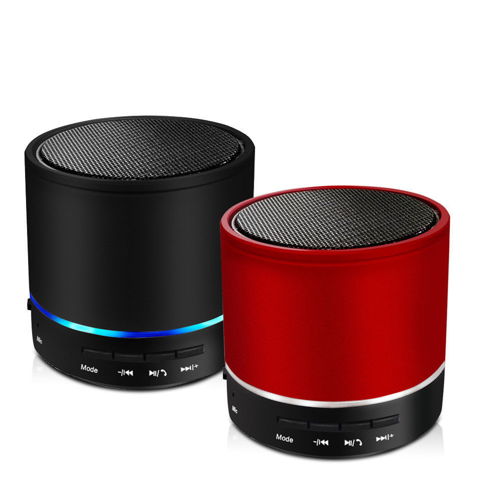 Wireless Car Speakers >> Details About 2 X Mini Wireless Bluetooth Speaker Portable Super Bass Perfect Hifi Car Speaker