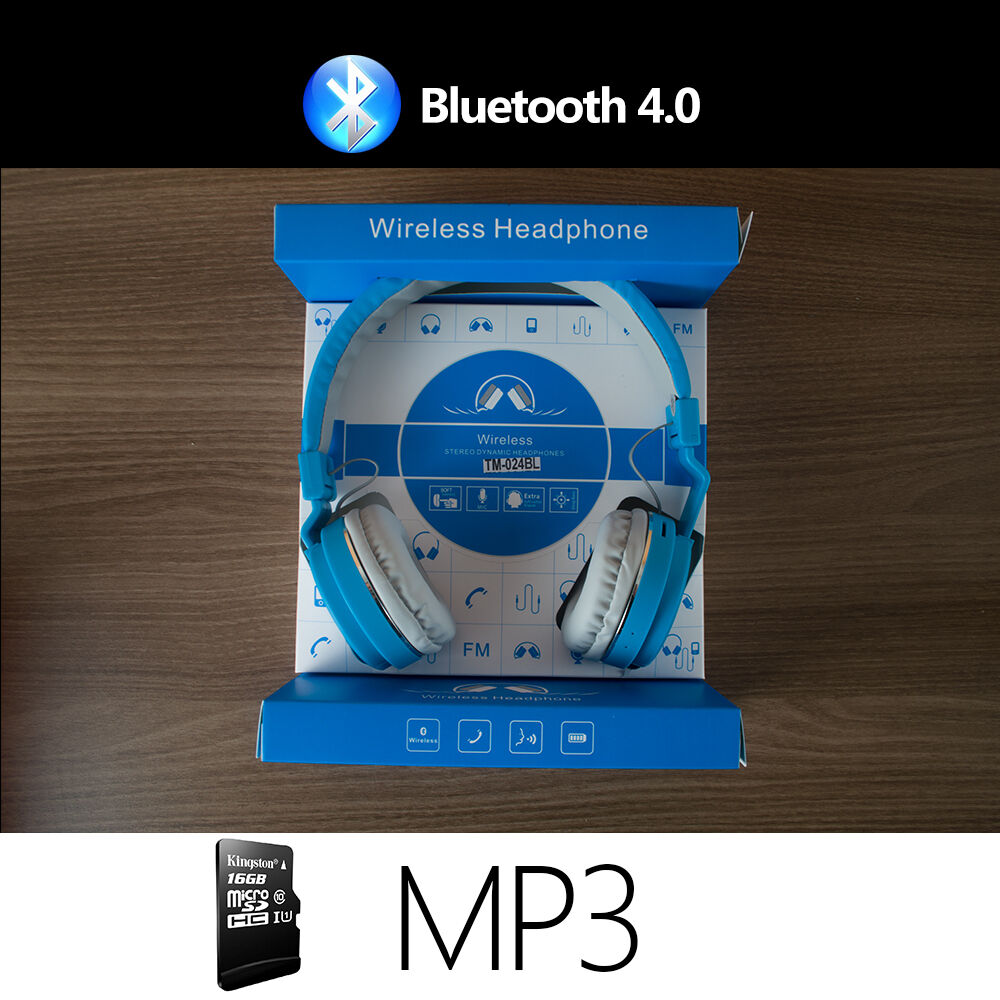 Bluetooth-Headphones-Wireless-Sport-Foldable-Headsets-W-MIC-For-Samsung-iPhone thumbnail 23