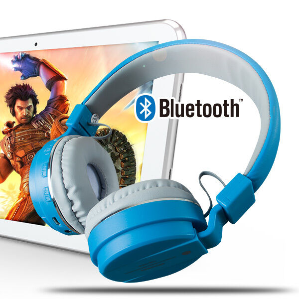 Bluetooth-Headphones-Wireless-Sport-Foldable-Headsets-W-MIC-For-Samsung-iPhone thumbnail 20